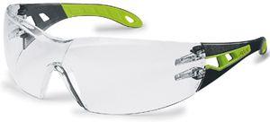 U9192.225 UVEX PHEOS víztiszta szemüveg