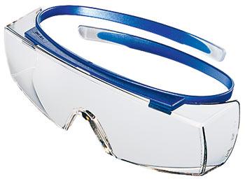 U9169.260 UVEX SUPER OTG víztiszta szemüveg