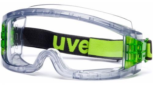 U9301.716 UVEX ULTRAVISION víztiszta szemüveg