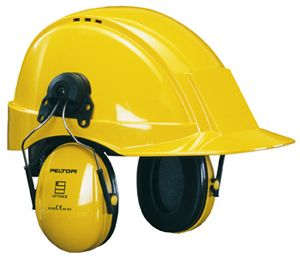3M H510P3E OPTIME I sisakra szerelhető fültok