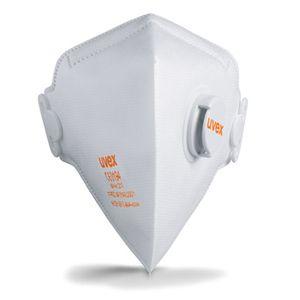 U3210 SILV-AIR CLASSIC FFP2 szelepes pormaszk