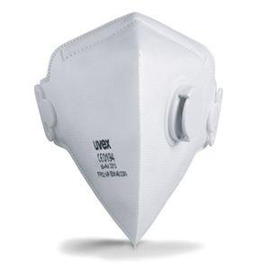 U3310 SILV-AIR CLASSIC FFP3 szelepes pormaszk