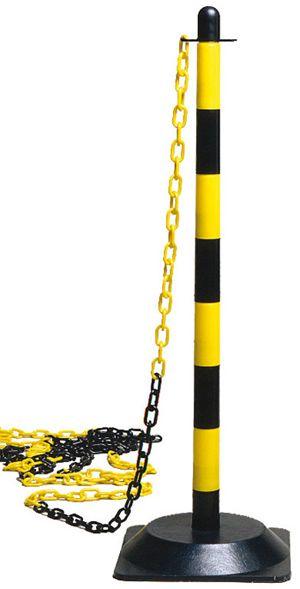 70070 Tartóoszlop sárga-fekete