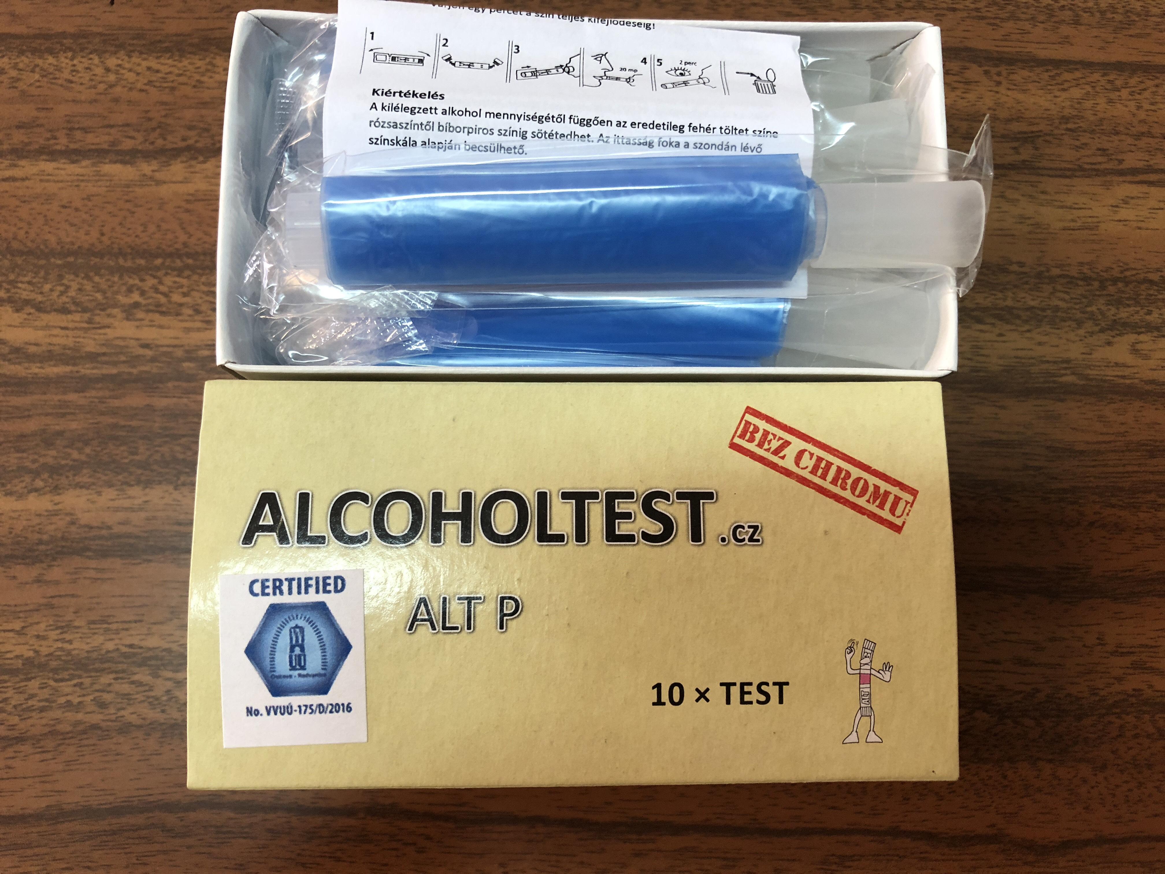 9990 Alkoholszonda