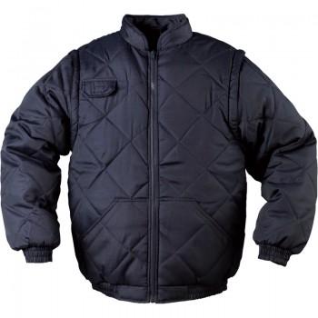 CHOUKA SLEEVE kék kabát