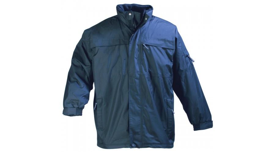 XOUEP POLE OUEST kék kabát