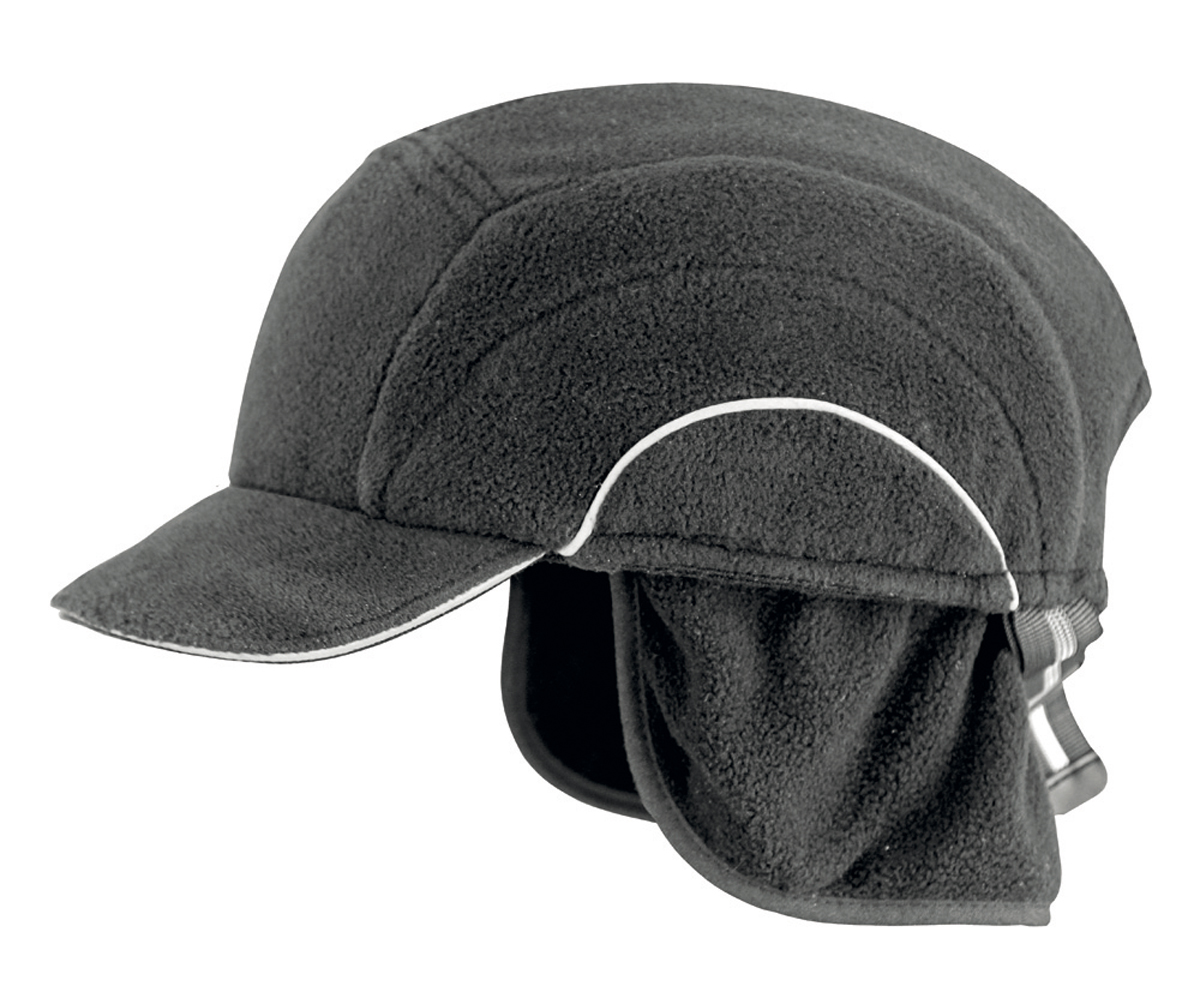 Hardcap A1+ winter fülmelegítős beütődés elleni sapka