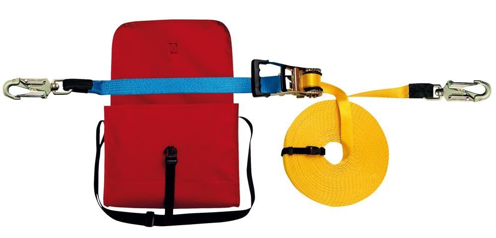AE 310, 320 vízszintes szövött mentőheveder