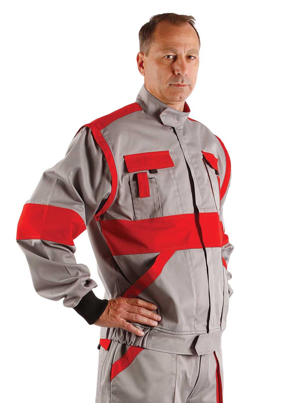 MAX dzseki 2 az 1 ben szürke-piros