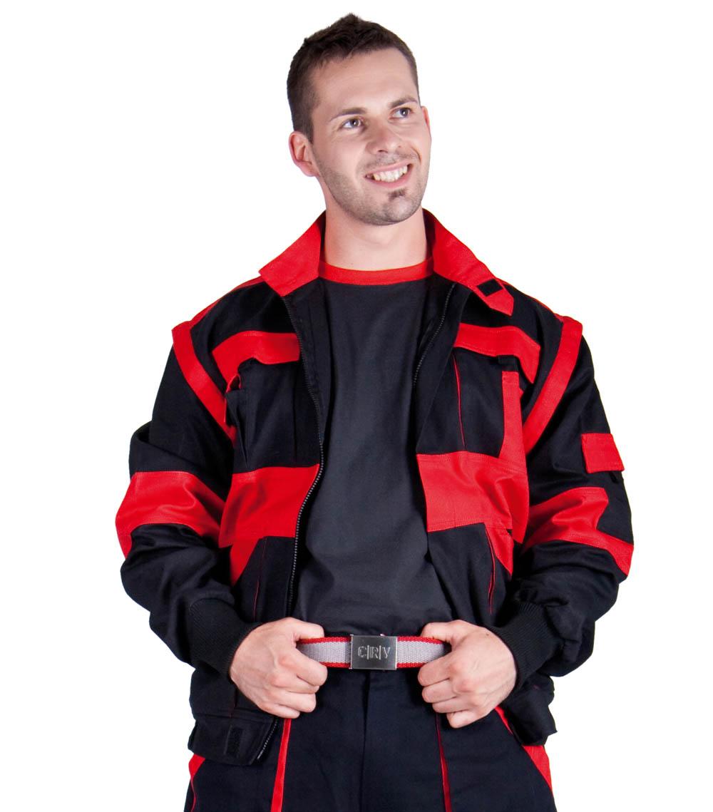 MAX dzseki 2 az 1 ben fekete-piros