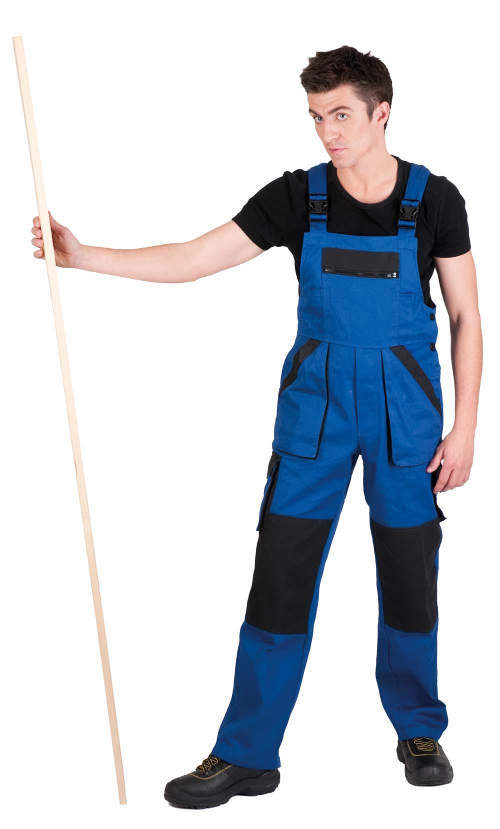 MAX kertésznadrág kék-fekete