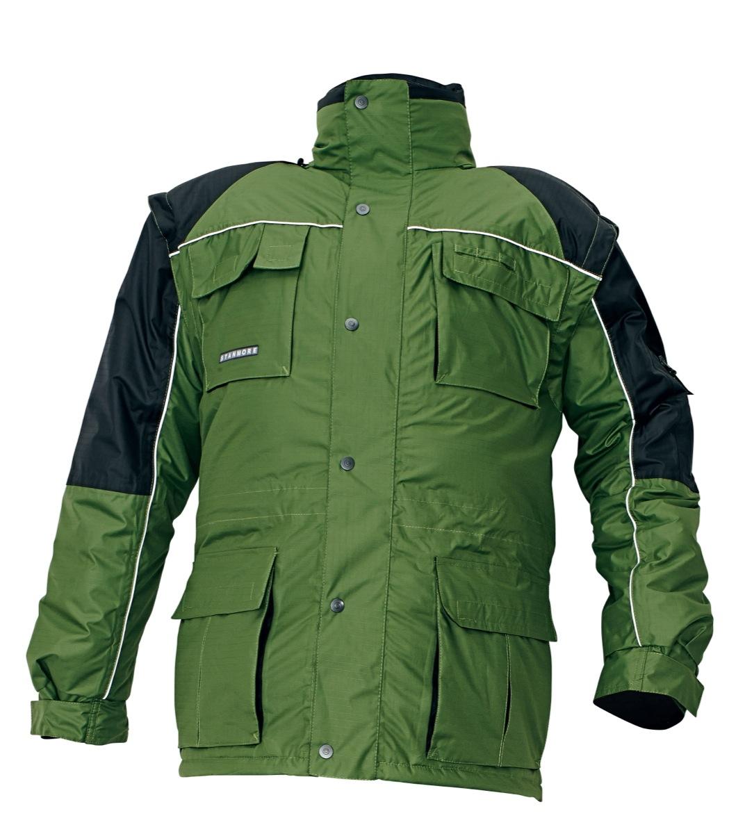 STANMORE téli dzseki 3 az 1-ben zöld