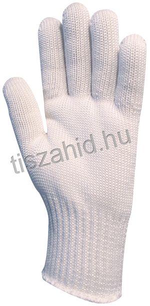 4387 10-es finomságú, kötött poliamid, komfortos, puha pamut belsővel