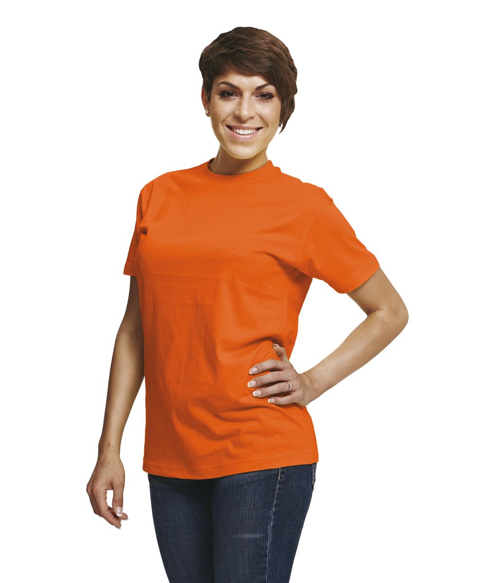 TEESTA póló narancssárga