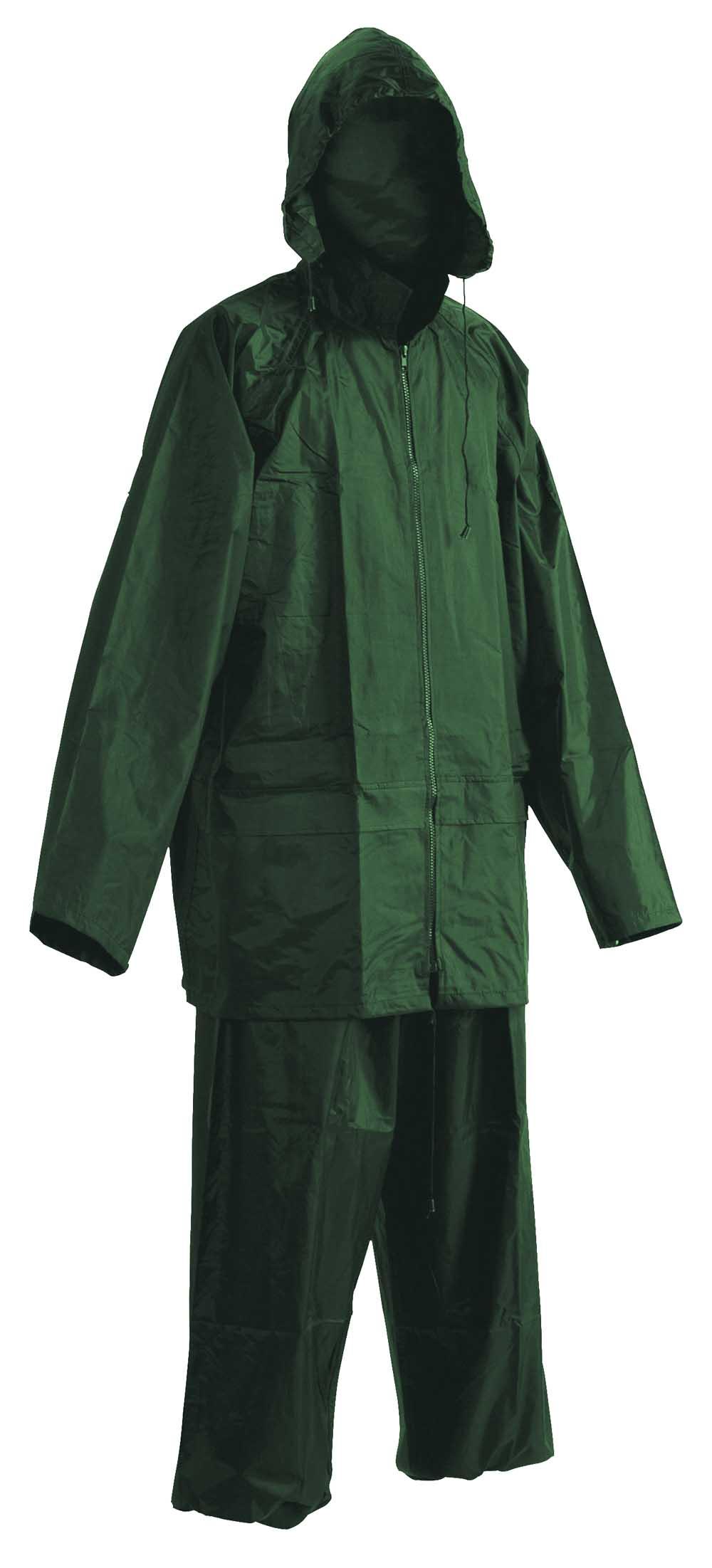 CARINA zöld orkán esőruha