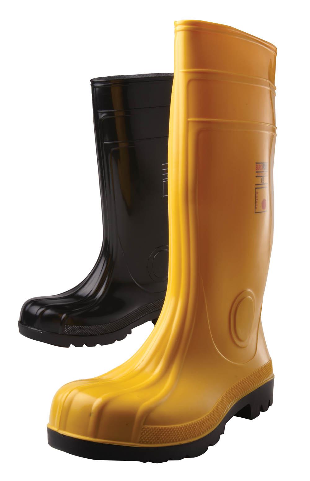 EUROFORT S5 sárga csizma
