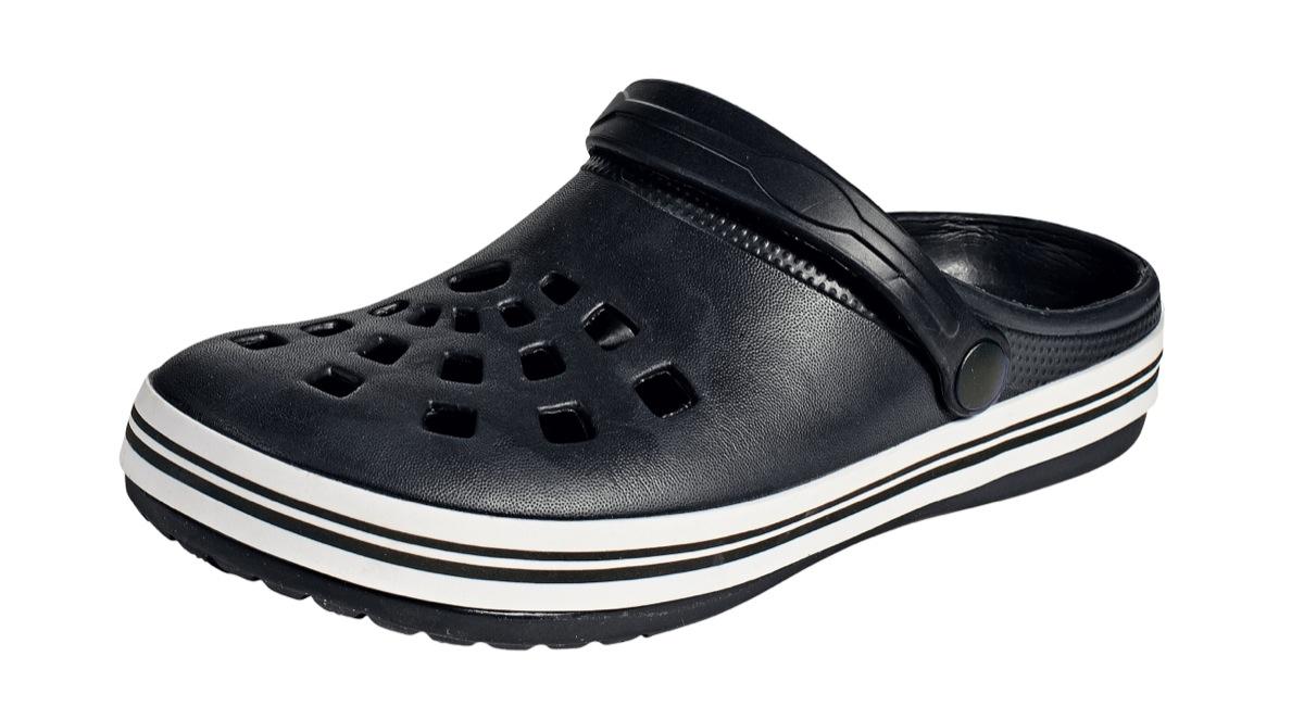 NIGU papucs fekete