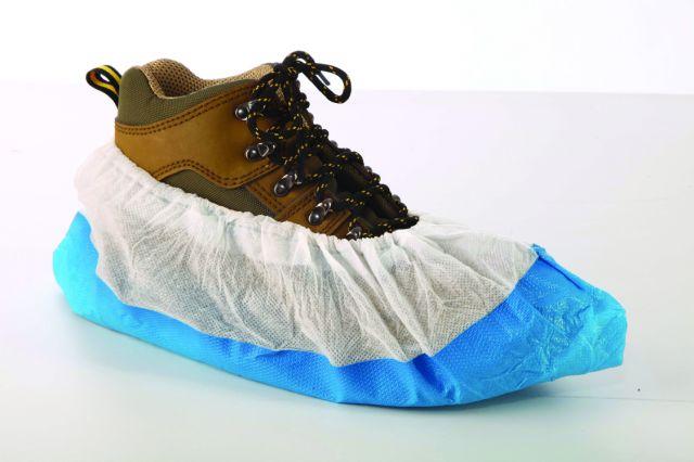 CVE Erősített nylon cipővédő