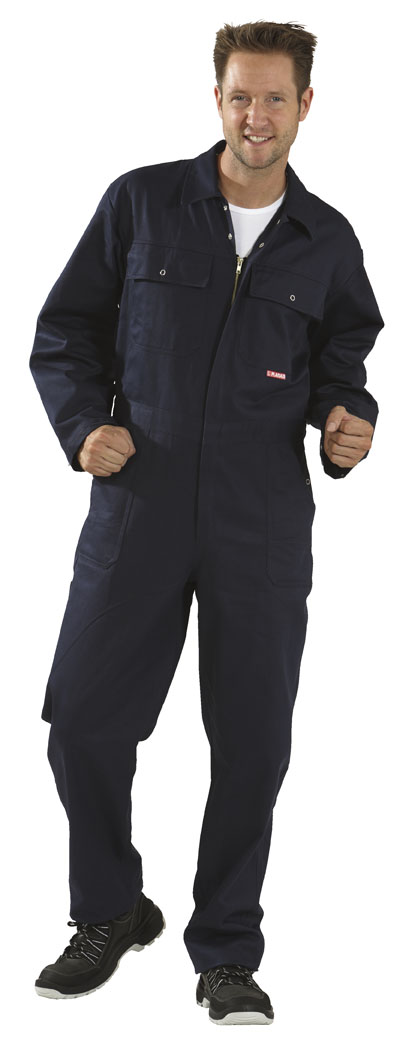 BW270-1541 navy overall