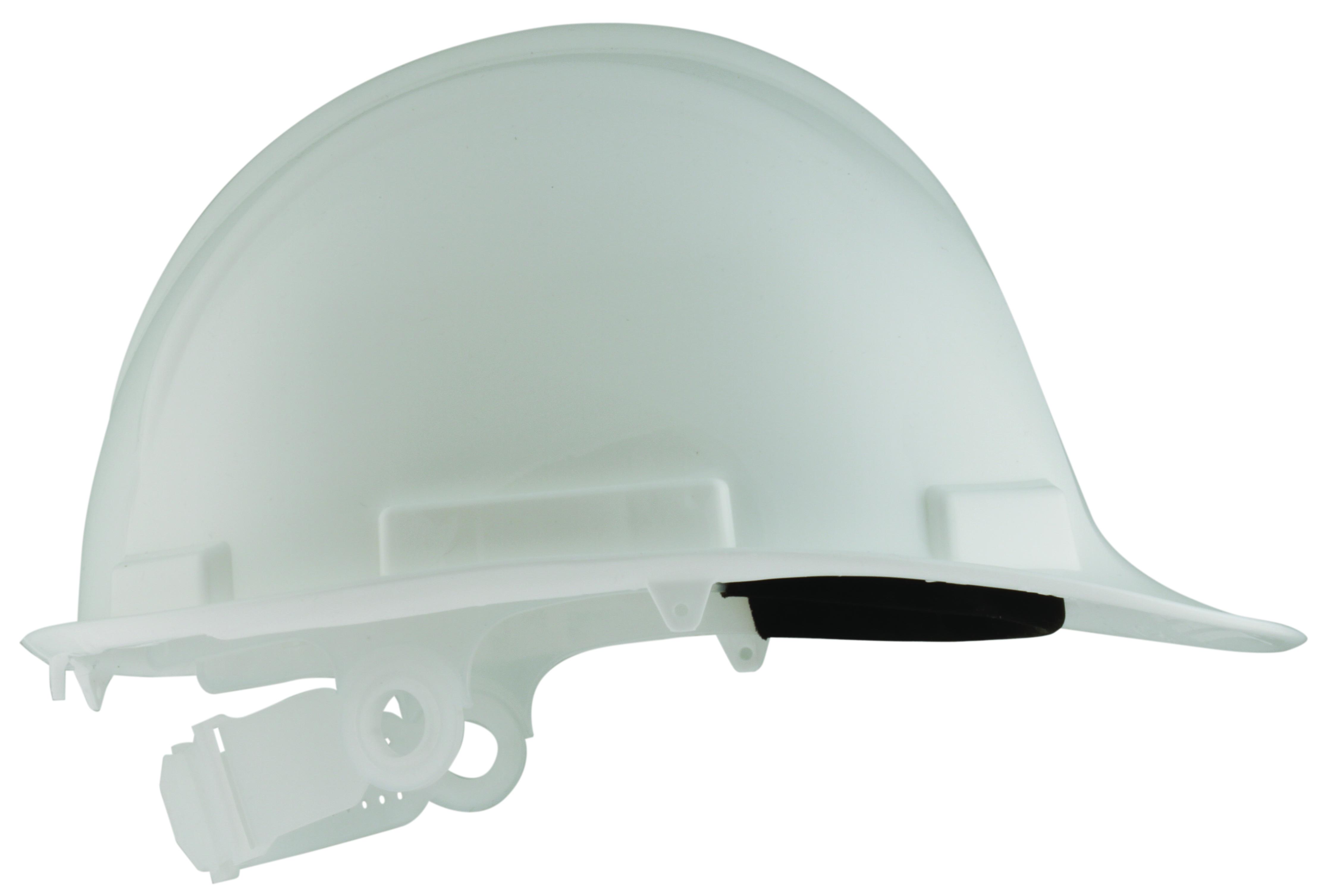 SE1701-F PP munkavédelmi sisak, fehér