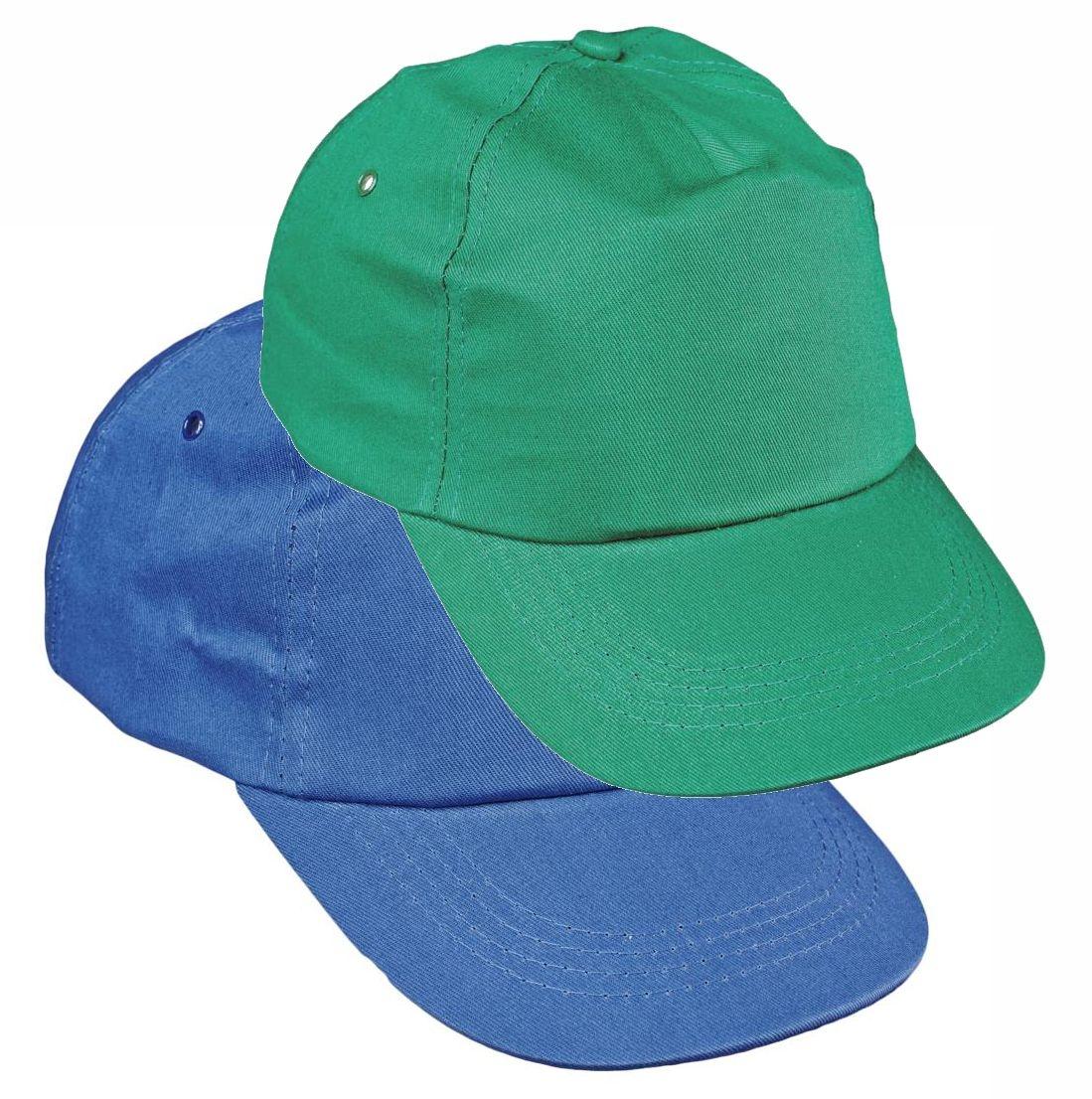 LEO baseball sapka zöld