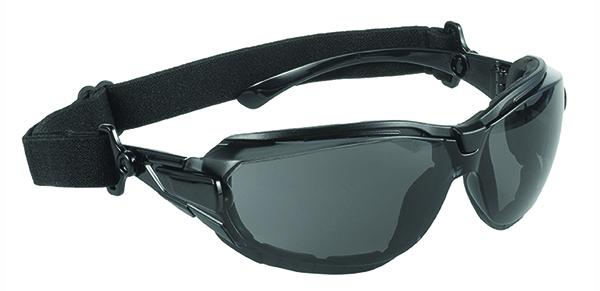 60963 TECHNILUX füstszínű szemüveg