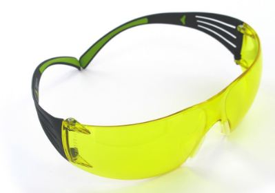 3M SF403AF sárga szemüveg