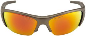 3M 71506 FUEL X2 vörös, tükrös szemüveg