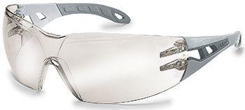 U9192.881 UVEX PHEOS ezüst, tükrös szemüveg