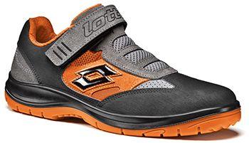 OQ2010 LOGOS S1P félcipő