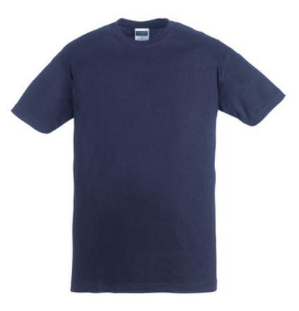 5HIKN HIKE kék környakas póló