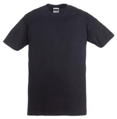 5TRIB TRIP fekete környakas póló