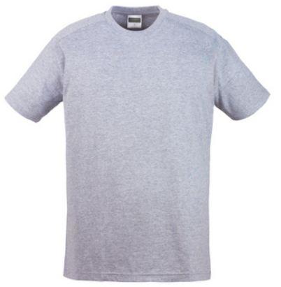 5TRIG TRIP szürke környakas póló