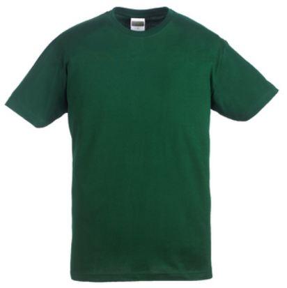 5TRIV TRIP zöld környakas póló