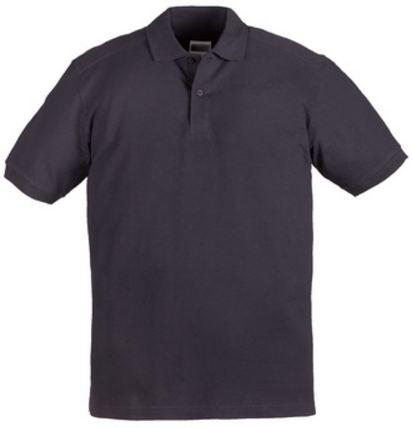 5SAFB SAFARY fekete teniszpóló
