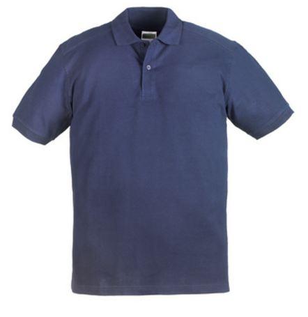 5SAFN SAFARY kék teniszpóló