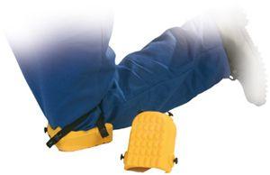 57657 sárga térdvédő