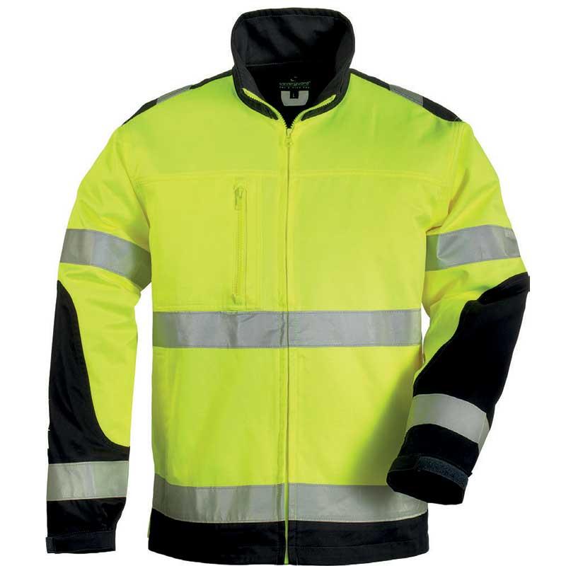 7PAJV PATROL kabát sárga/sötétkék