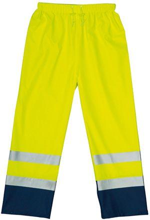 70320 HARBOR PU esőnadrág sárga/kék