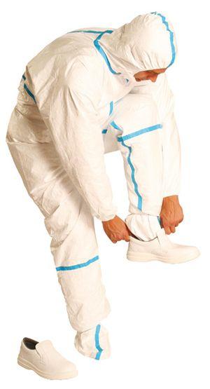 40520 TYVEK CLASSIC PLUS lábfejvédővel