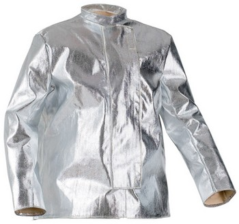 59900 Aluminizált védőkabát