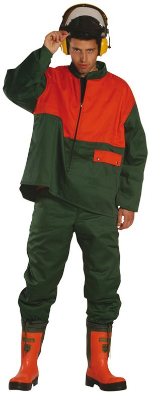 L333 vágásbiztos derekas védőnadrág