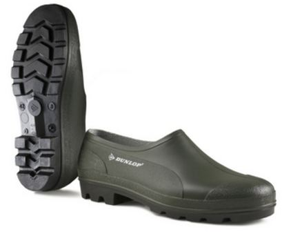 95636 Dunlop Wellie PVC cipő zöld