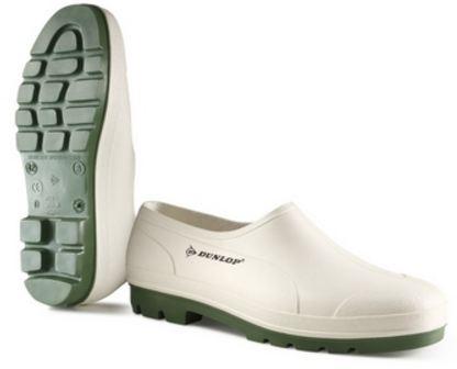 95736 Dunlop Wellie PVC cipő fehér