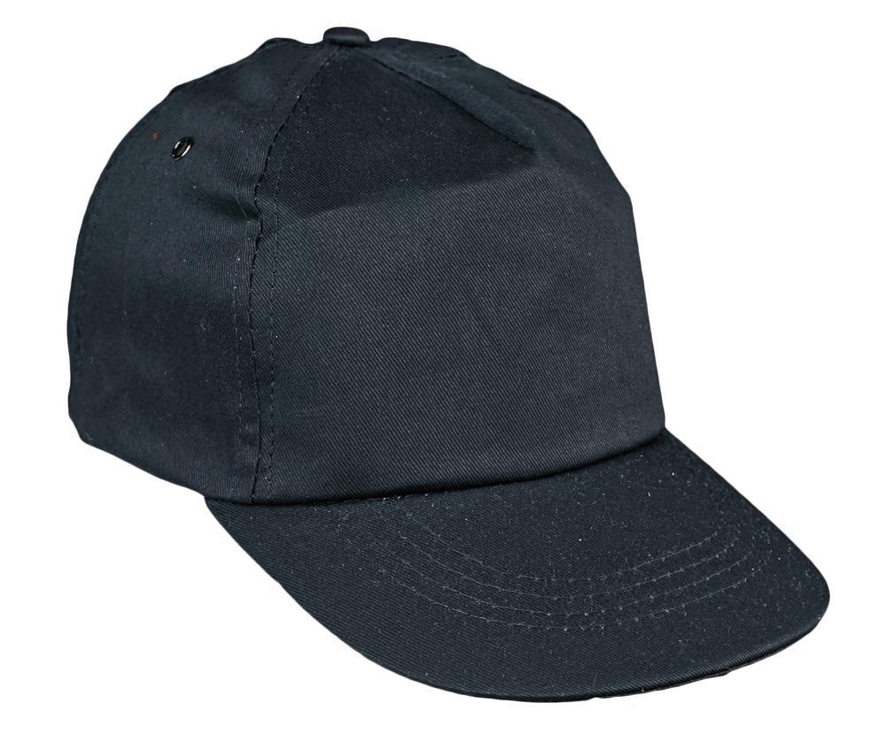 LEO baseball sapka fekete