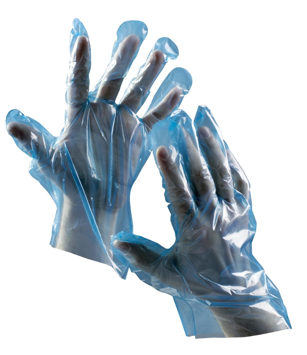 DUCK BLUE fóliakesztyű