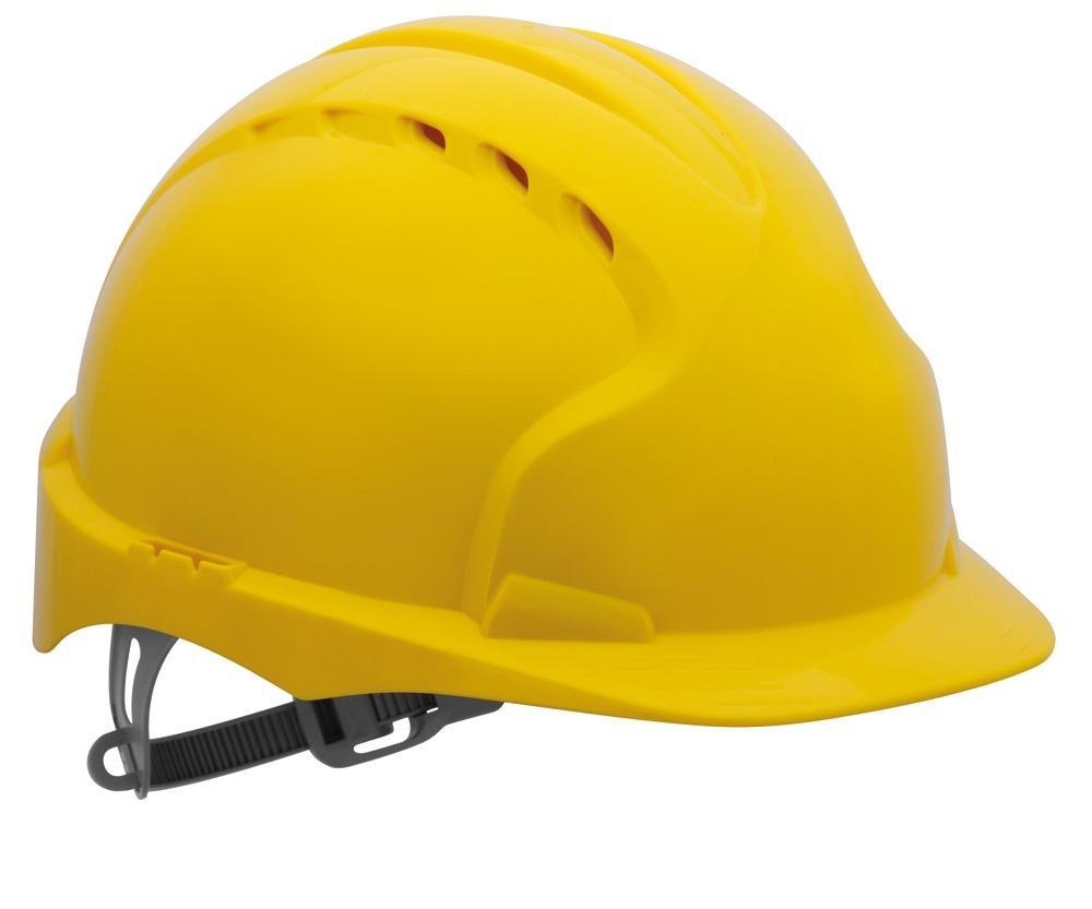 JSP EVO3 sisak sárga