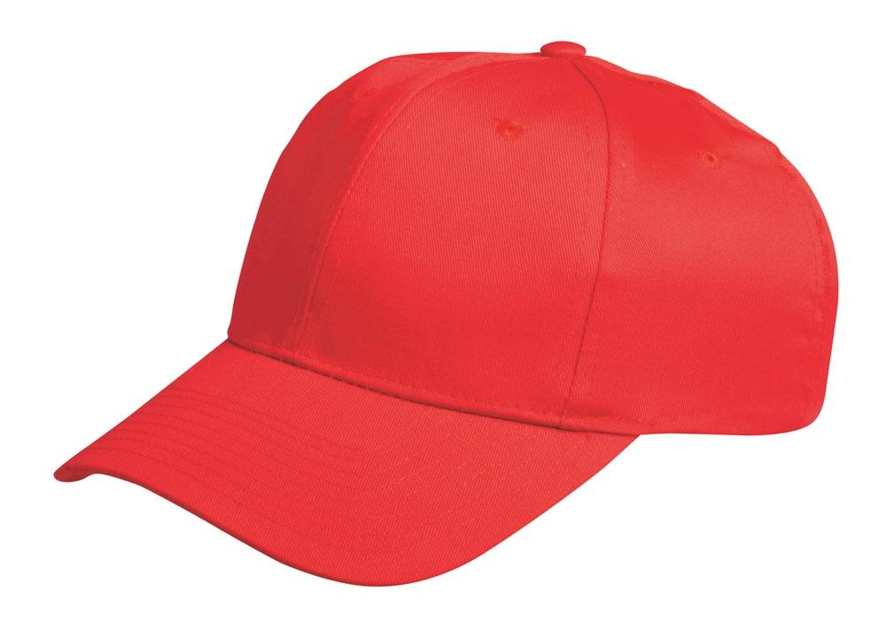 BIRRONG beütődés elleni sapka piros