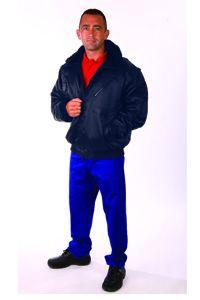 RPISK Rock pilóta téli dzseki sötétkék