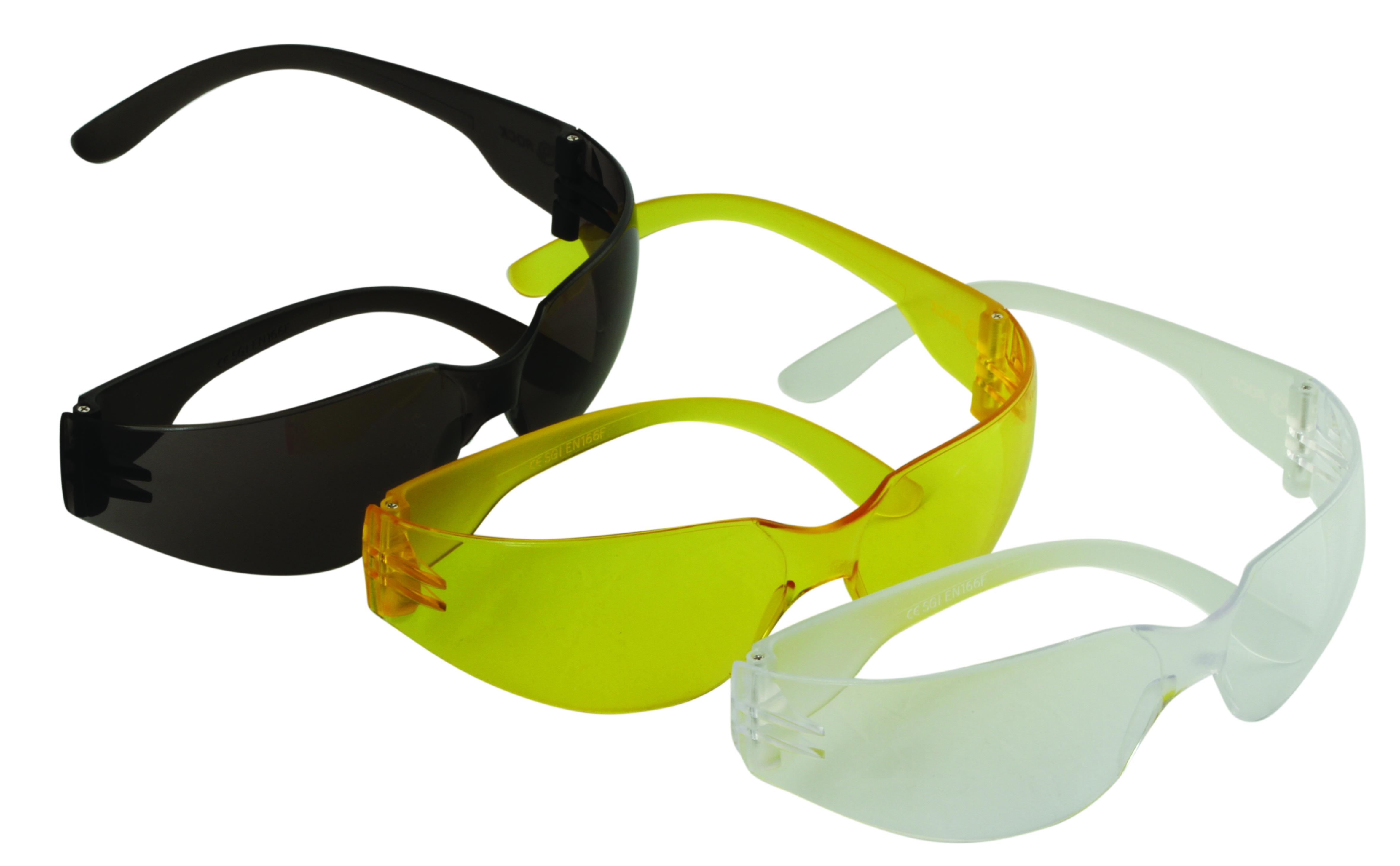 90960-SA Védőszemüveg sárga